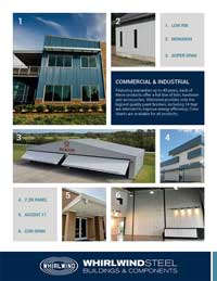 Commercial & Industrial Profiles Flyer